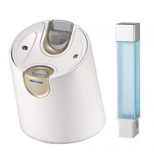ピュア水素水スチーマー